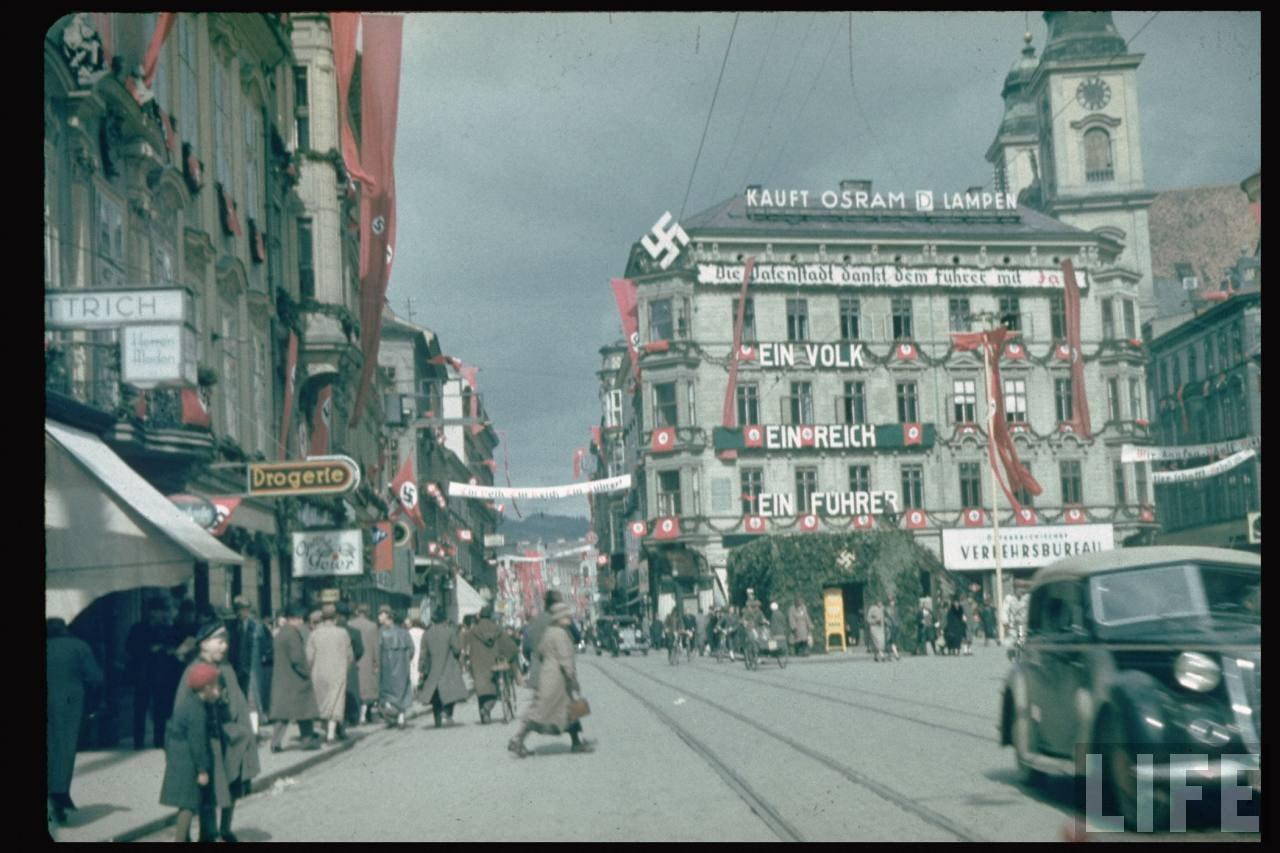 82 Fotos Coloridas Raras Da Alemanha Nazista Comunidade