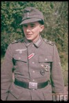 Nazi German Colored Photo 23