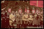 Nazi German Colored Photo 43