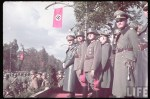Nazi German Colored Photo 45