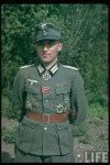 Nazi German Colored Photo 77