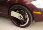 Custom Car Rim Design